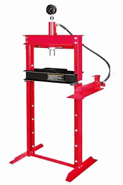 Press Ton Hydraulic Gauge Frame Pressure Equipment