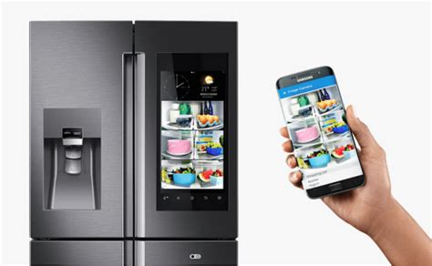 home design app review samsung smart fridge a sign of things to come