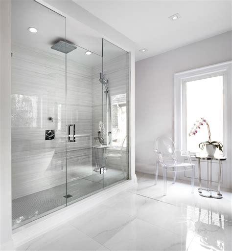 Modern White Bathroom Floor Tile by 30 Great Pictures And Ideas Basketweave Bathroom Floor Tile
