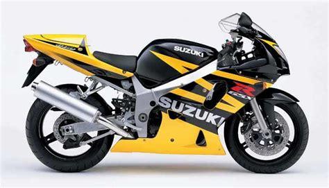 2003 Suzuki Gsxr 600 Specs by Suzuki Gsx R600 2001 2003 Review Specs Prices Mcn