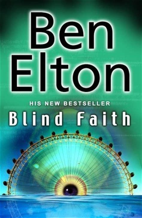 blind faith  ben elton reviews discussion bookclubs