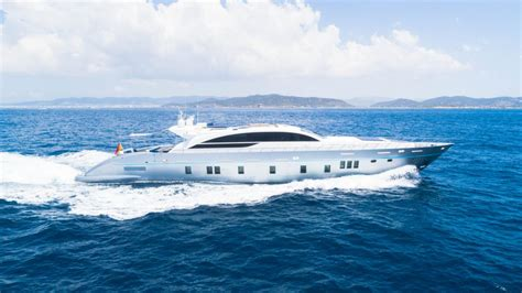 Yacht Videos by Blue Jay Yacht Video Tecnomar Video