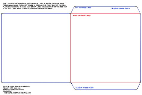 cd cover layout template word  cd cover template