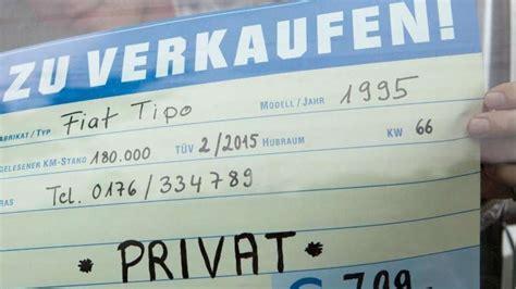 auto privat verkaufen auto verkaufen das sollten sie bei einem verkauf beachten auto