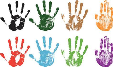 Top 60 Handprint Clip Art, Vector Graphics And
