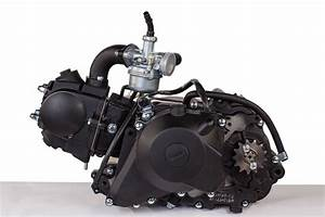 49cc Engine 2 Stage Automatic    Electric Start