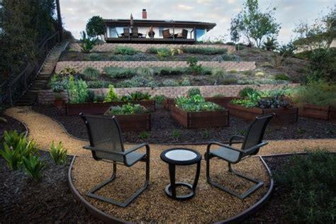 scenic mid century modern landscape designs garden
