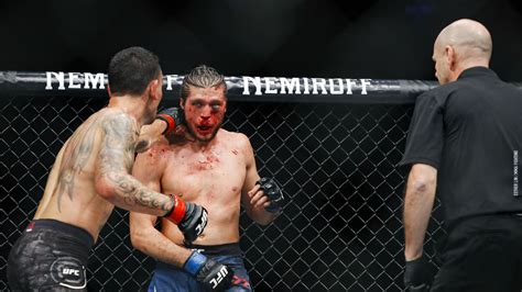 brian ortega releases statement  doctors stoppage