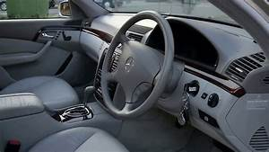 2001 Mercedes Benz S430 With 97 000 Klms