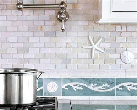 coastal kitchen backsplash ideas  tiles beach murals