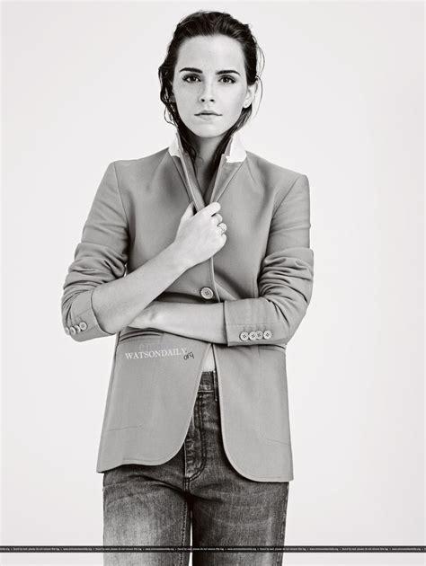 Emma Watson Elle Emma Watson Feminism