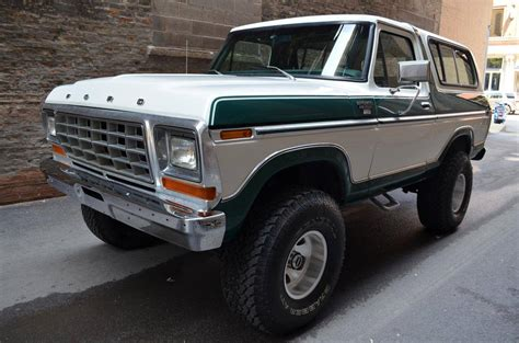 New Ford Bronco For Sale by 1979 Ford Bronco For Sale 2134349 Hemmings Motor News