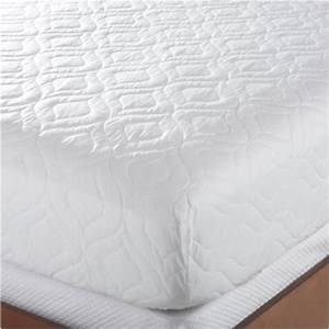 bed mattress pad cover queen size white protector pillow With best quilted mattress pad