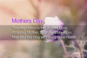 Happy Mothers Day Messages 2018 with Images, Pictures, Flowers