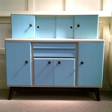 kitchen cabinet coatings vintage retro kitchen cupboard cabinet 1950s restored 2414