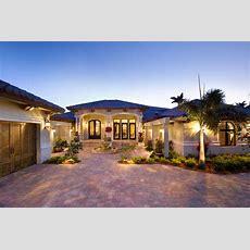 Mediterranean Style House Plan  4 Beds 35 Baths 4730 Sq