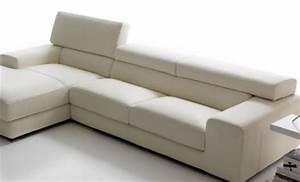 comment eviter qu39un canape en cuir blanc ne jaunisse With comment renover un canape en cuir blanc