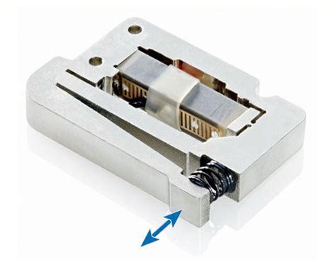 Motion-amplified Piezo Actuator Cuts Costs