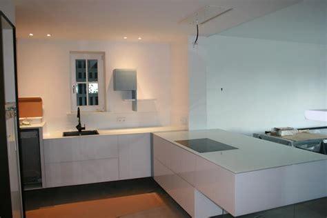 Küchenarbeitsplatten Aus Glas