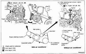 Serpentine Belt Replacement Question On 2000 I30