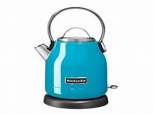 Kitchen Aid Wasserkocher : kitchenaid retro wasserkocher christallblau thomas electronic online shop 5kek1222ecl ~ Yasmunasinghe.com Haus und Dekorationen