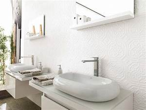 carrelage mural salle de bain porcelanosa kirafes With carrelage mural salle de bain porcelanosa