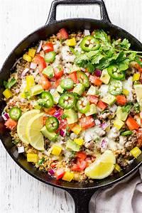 keto burrito bowl recipe with beef and cauliflower rice