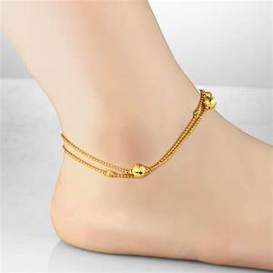 9 Latest Anklet Chain Designs for Men & Womens | Styles At ...