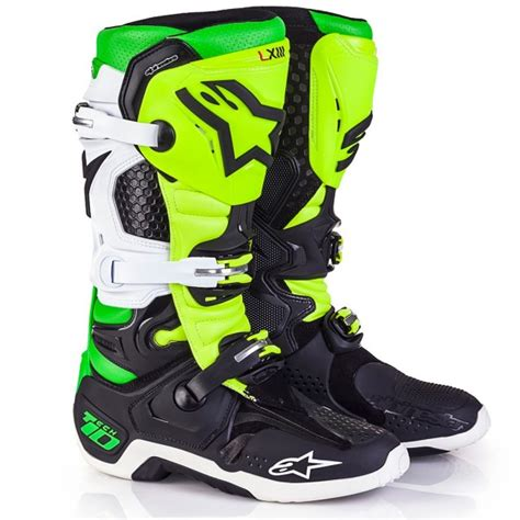 motocross boots clearance sale 2017 alpinestars tech 10 motocross boots vegas monster