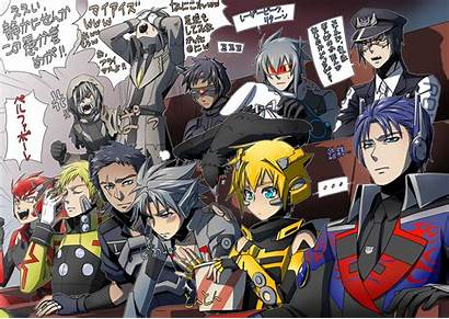 Autobot Members Wallpapers