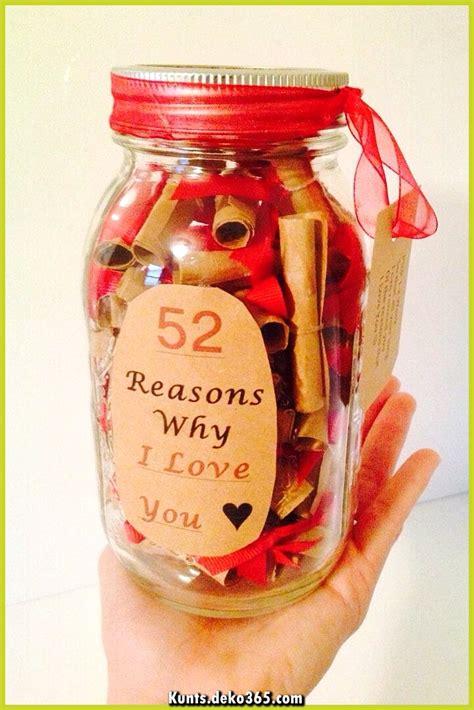 gruende warum ich dich liebe geschenk  einem glas