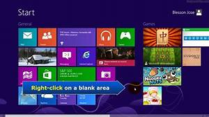 Windows 8 - Two Ways To Open Snipping Tool