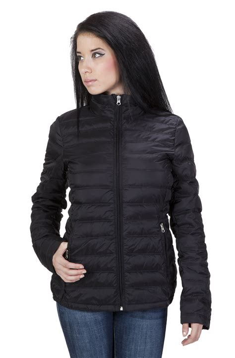 light down jacket women womens lightweight jacket kmart com