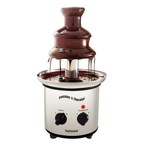appareil cuisine conviviale fontaine à chocolat électrique 750ml raclettes fondues