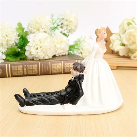 Wedding Cake Toppers by Wedding Cake Topper Figurine