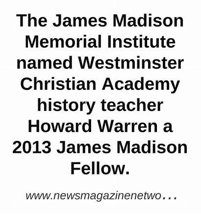 Short James History Teachers Essay Missouri Teacher