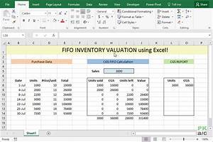 how to calculate stock aging in excel fifo inventory With fifo spreadsheet template