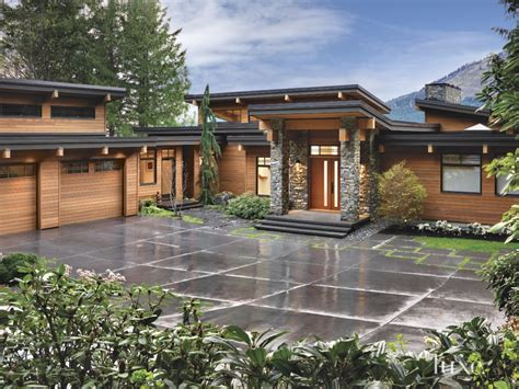 Traditional A Frame Home With Contemporary Style by Contemporary Vancouver Island Home With Japanese
