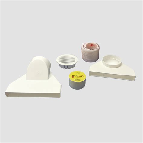 soffit venting kit tight 100mm