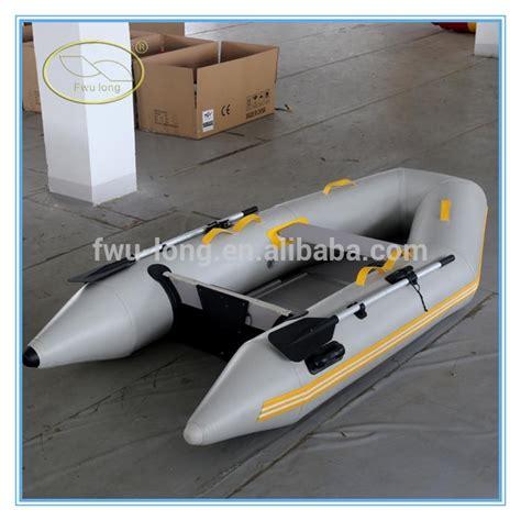 Aluminum Fishing Boat With Steering Wheel by Aluminium Floor Inflatable Boat Used Valve Steering Wheel