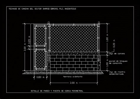 cyclonic mesh detail  autocad  cad