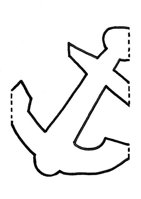 Dessin Ancre Bateau Facile by Coloriage Bateau Ancre Meilleures Id 233 Es Coloriage Pour