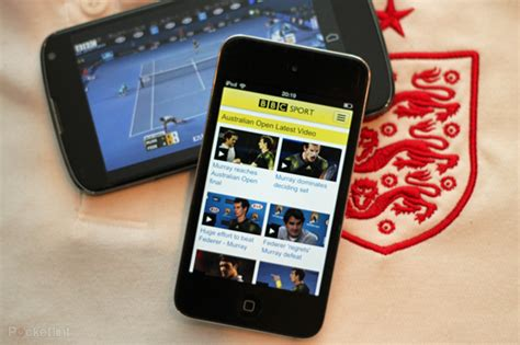 Video comes to BBC Sport app and mobile site, Android app ...