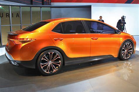 Toyota Furia Concept é O Futuro Corolla
