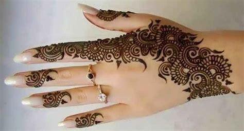terbaru henna tangan cantik mudah  simple video