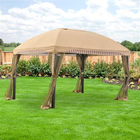menards domed gazebo replacement canopy riplock