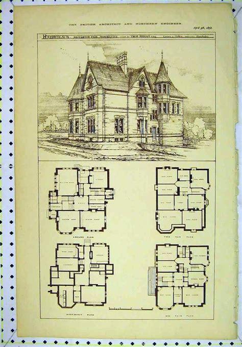 house plans historic vintage house plans home