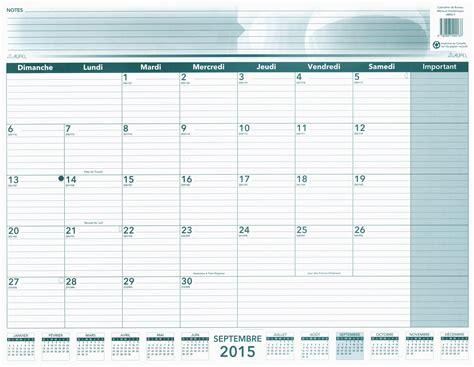 calendrier de bureau photo livre calendrier de bureau mensuel acad 233 mique 2015 2016 messageries adp