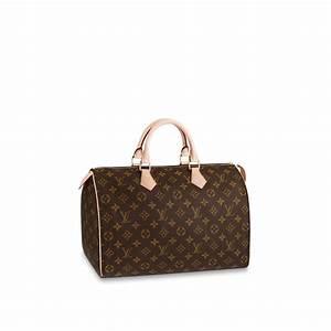 Louis Vuitton Tasche Speedy : speedy 35 monogram canvas handbags louis vuitton ~ A.2002-acura-tl-radio.info Haus und Dekorationen