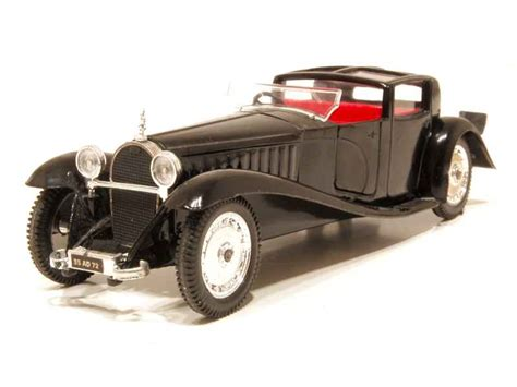 It was to be sold only to royalty. Bugatti - Type 41 Royale 1930 - Solido - 1/43 - Autos Miniatures Tacot
